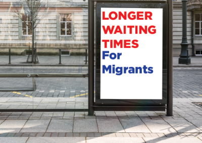 Submission: Inquiry into the Consistent Waiting Periods for New Migrants Bill 2021