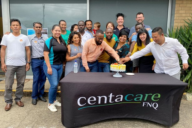 Community Vaccination Information Day – Centacare FNQ