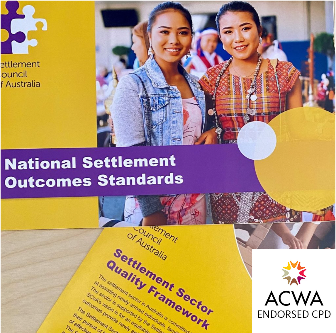 Implementing the NSOS and SSQF For Settlement Workers – Thursday 21st October